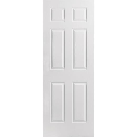 Masonite 24 In. W. x 80 In. H. Hardboard Interior Hollow Core Door Slab