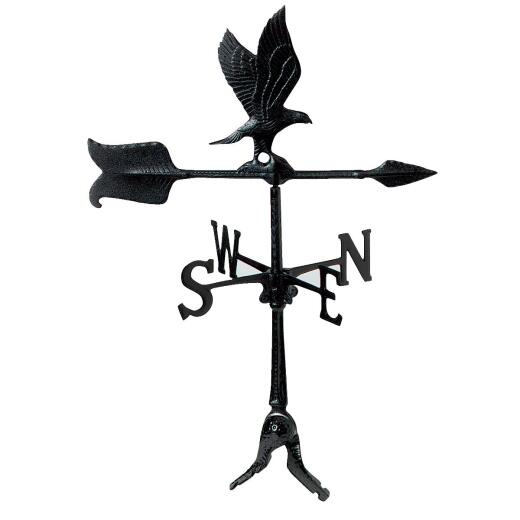 Whitehall Products 24 In. Aluminum Eagle Weather Vane