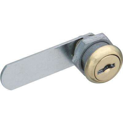 National VKA825 1/4 In. Brass Utility Lock