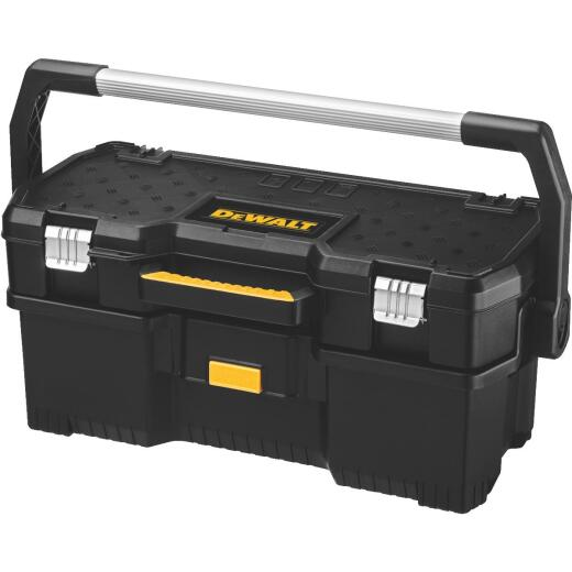 DeWalt  24 In Toolbox with Power Tool Case