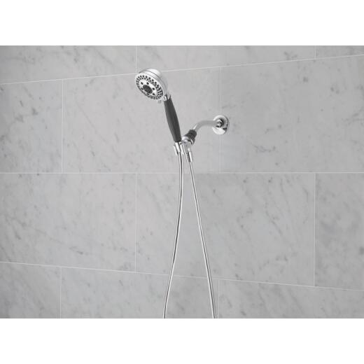 Delta H2Okinetic 5-Spray 1.8 GPM Hand-Held Shower, Chrome