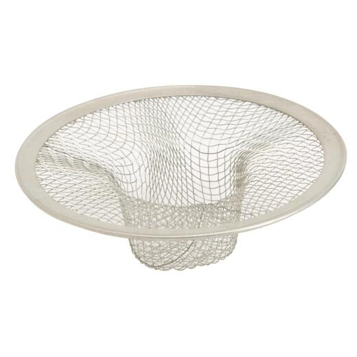 Danco 2-3/4 In. Stainless Steel Mesh Tub Drain Strainer