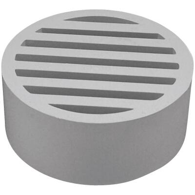 Genova Hub-Fit 3 In. PVC, Vinyl Floor Strainer