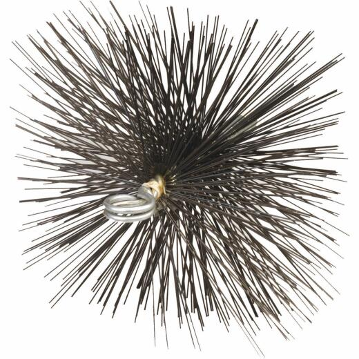 Meeco's Red Devil 8 In. Square Wire Chimney Brush