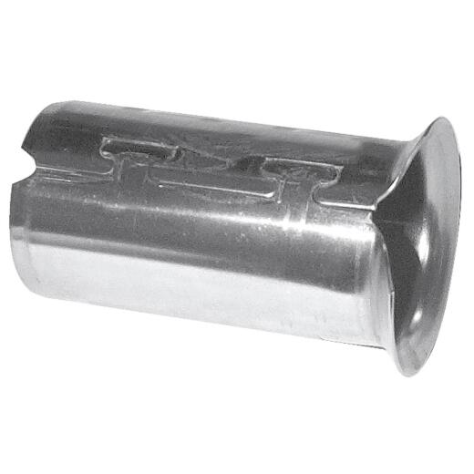 A Y McDonald 3/4 In. Stainless Steel Insert Stiffener for CTS Poly Pipe
