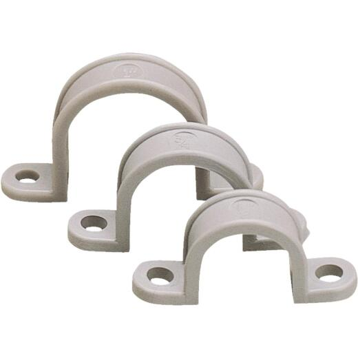 Gardner Bender 2 In. Non-Corrosive Plastic/Schedule 40 PVC/Copper Conduit Strap (10-Pack)