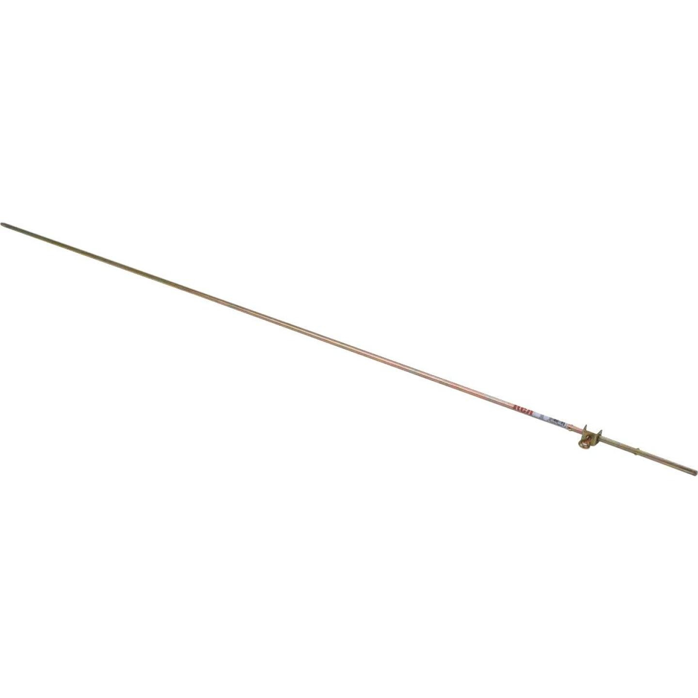RCA 3/8 In. x 4 Ft. Antenna Ground Rod Image 1