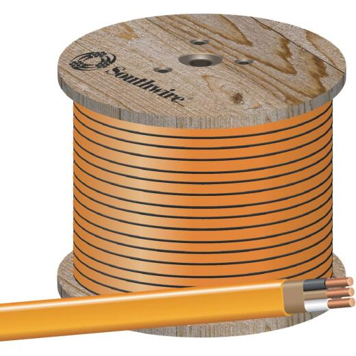 Romex 1000 Ft. 10-2 Solid Orange NMW/G Wire