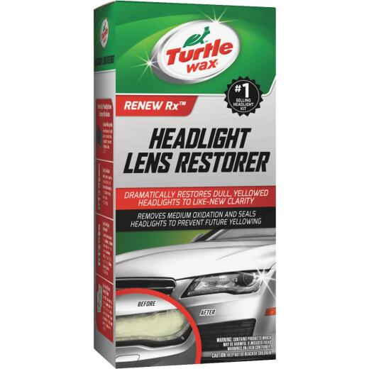 Turtle Wax Headlight Restorer