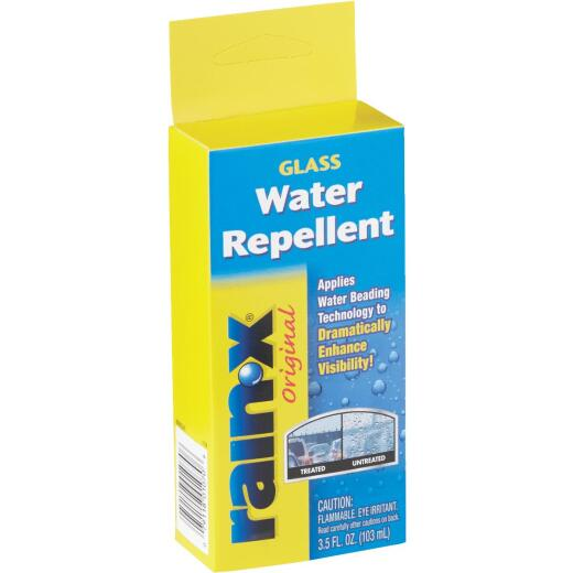 RAIN-X 3.5 Oz. Squeeze Bottle Rain Repellent