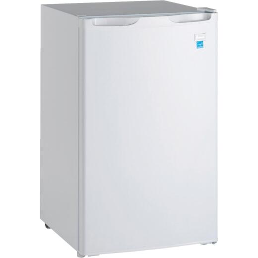 Avanti 4.4 Cu. Ft. White Counter High Refrigerator