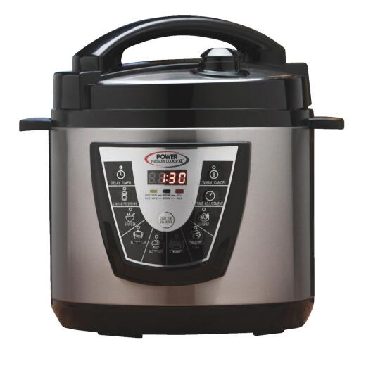 Power Pressure Cooker XL Multi Use 6 Qt. Cooker and Canner