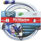 Element 1/2 In. Dia. x 25 Ft. L. Drinking Water Safe RV/Marine Hose Image 1