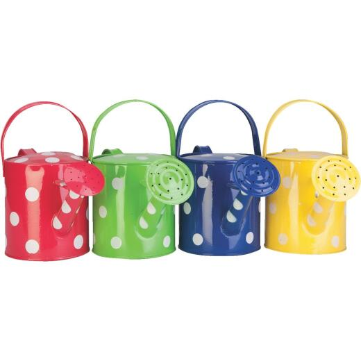 Panacea 1/2 Gal. Assorted Metal Watering Can