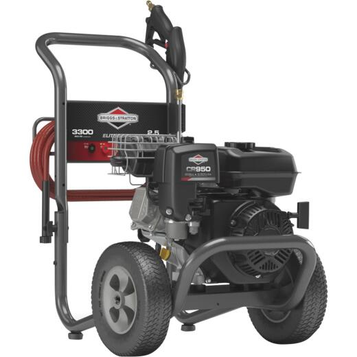 Briggs & Stratton 3300 psi 2.5 GPM Cold Water Gas Pressure Washer