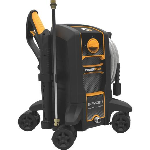 Powerplay Spyder 2030 psi 1.4 GPM Cold Water Electric Pressure Washer