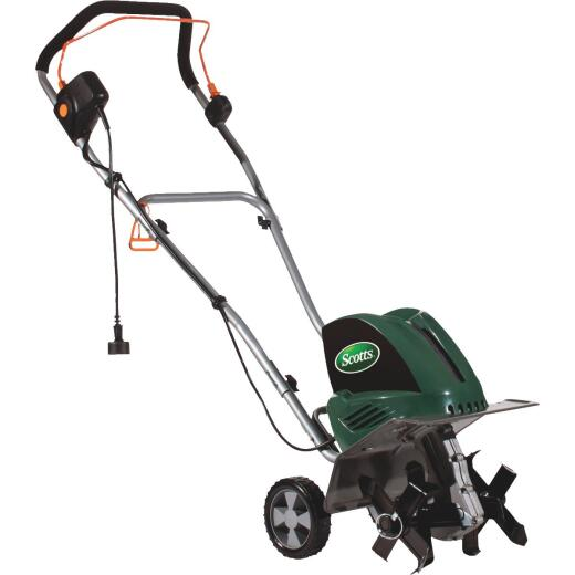 Scotts 11 In. 10.5 Amp Corded Electric Tiller/Cultivator