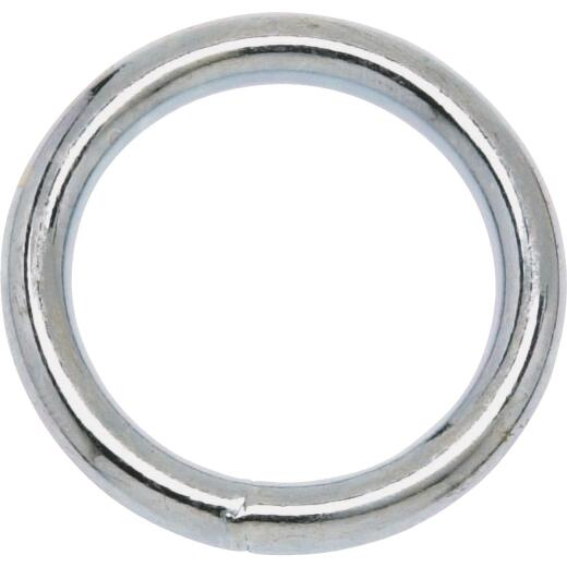 Campbell 2 In. Polished Solid Bronze Welded Ring