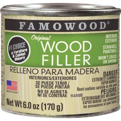 Famowood 6 Oz. Alder Wood Filler