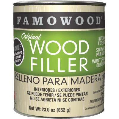 Famowood 23 Oz. Alder Wood Filler