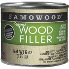 FAMOWOOD Natural  6 Oz. Wood Filler Image 1