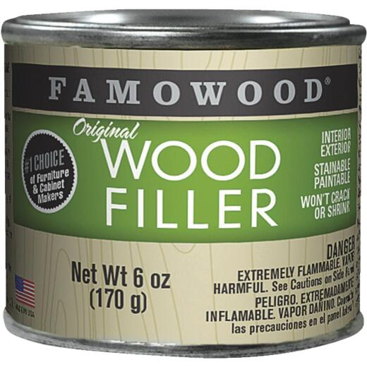 FAMOWOOD Maple  6 Oz. Wood Filler