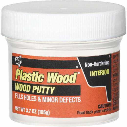 DAP Plastic Wood 3.7 Oz. White Wood Putty
