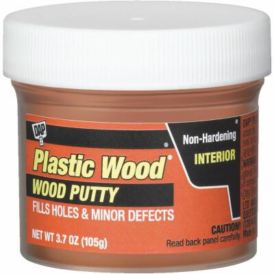 DAP Plastic Wood 3.7 Oz. Cherry Wood Putty