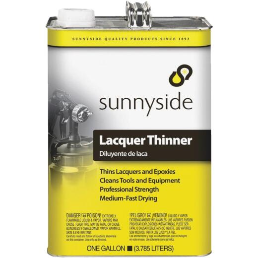 Sunnyside Lacquer Thinner, Gallon
