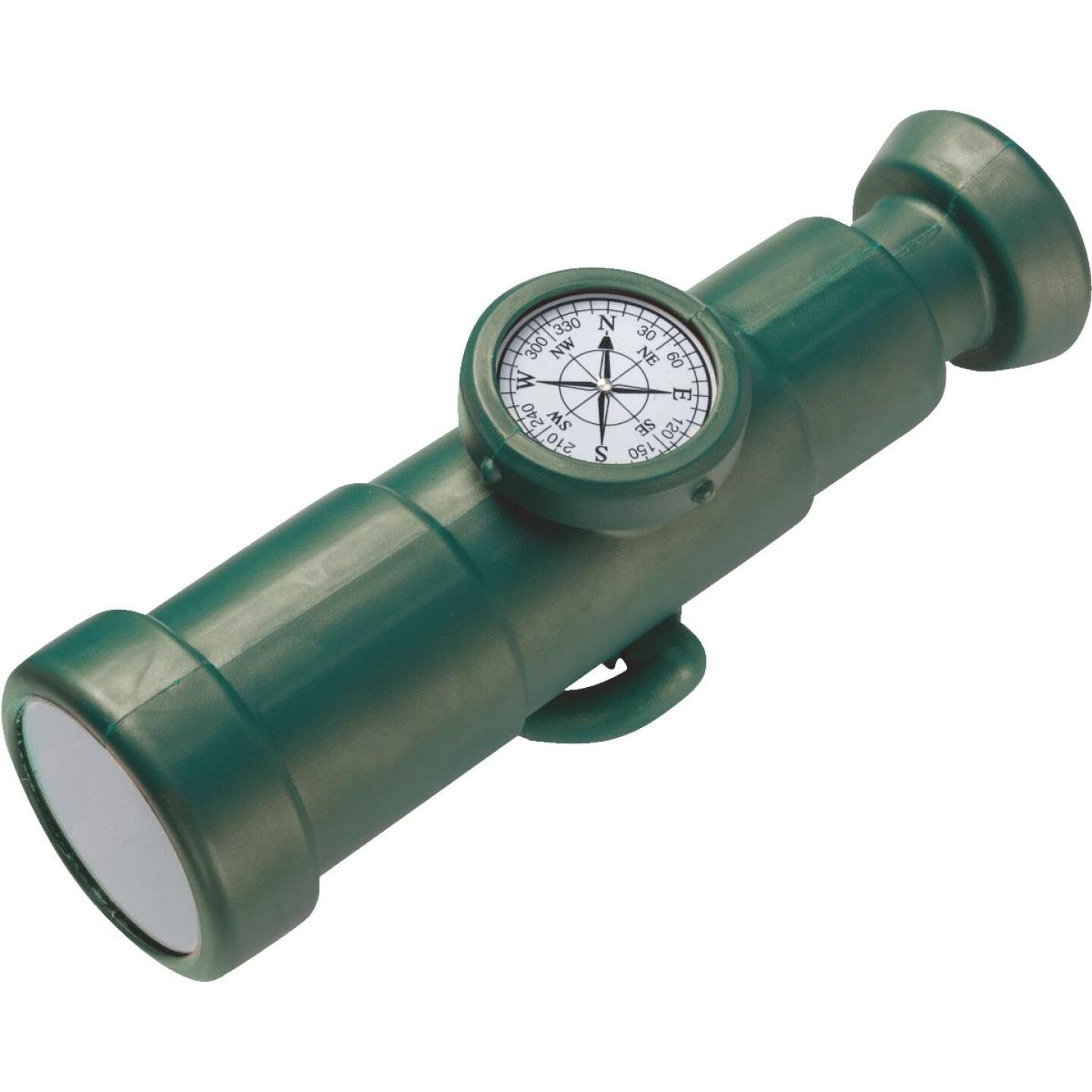 Swing N Slide Green Plastic Playground Telescope with Compass Image 1