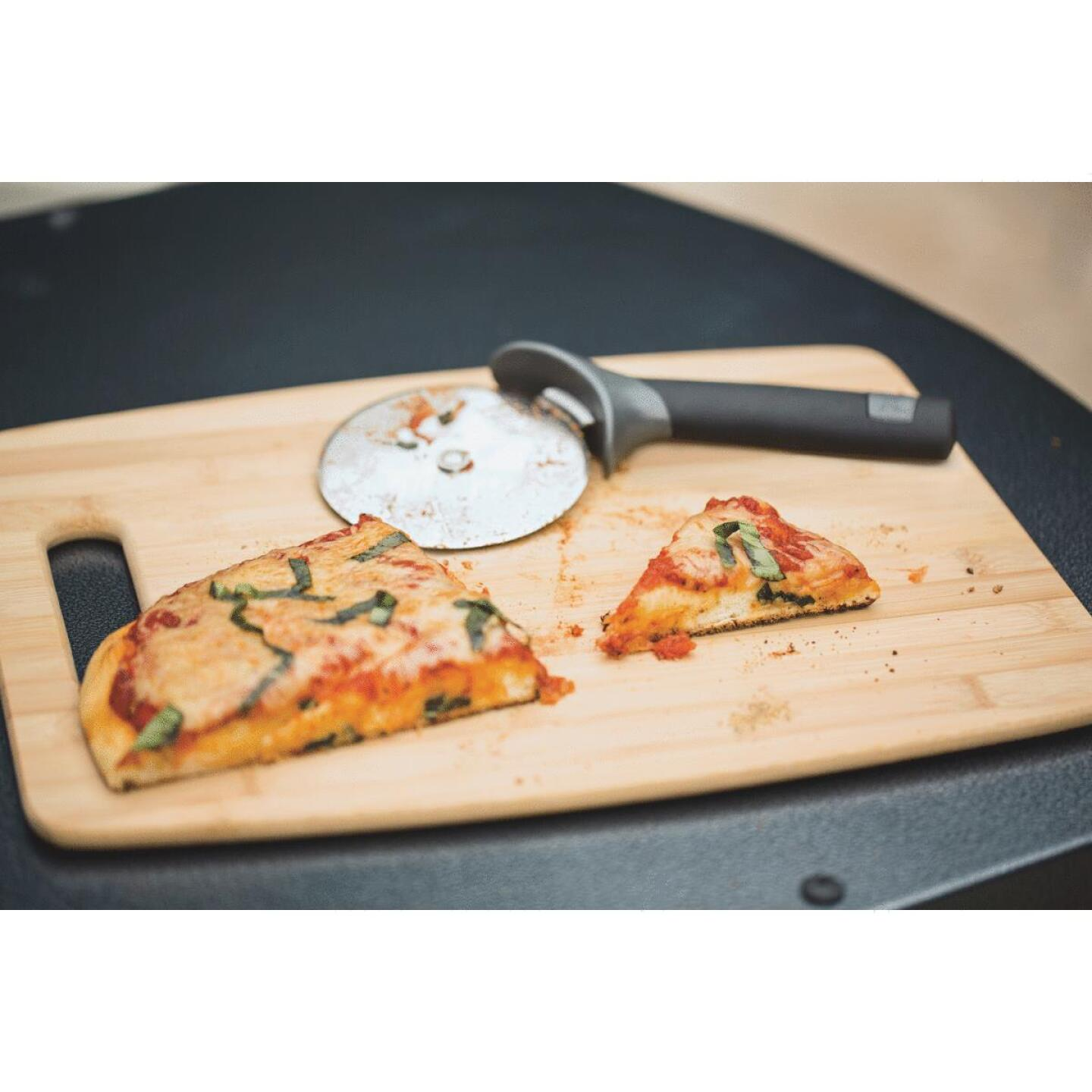 Weber 4 In. Dia. Stainless Steel Pizza Cutter Image 3