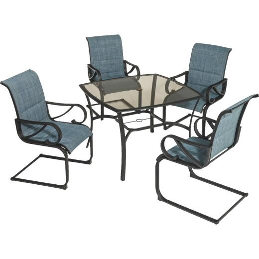 Outdoor Expressions Brookdale 5-Piece Dining Set