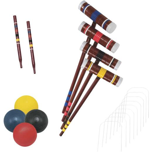 Franklin 4-Player Croquet Set