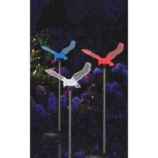 Moonrays Acrylic Eagle Stake Light