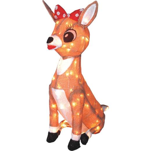 Product Works 24 In. Incandescent Clarice Holiday Figure