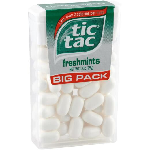 Tic Tac 1 Oz. Freshmint Mints Big Pack